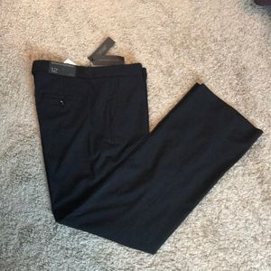 NWT Black Logan Fit trouser